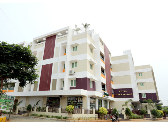 Hotel,Green Palace, thanjavur, budget hotel, business class