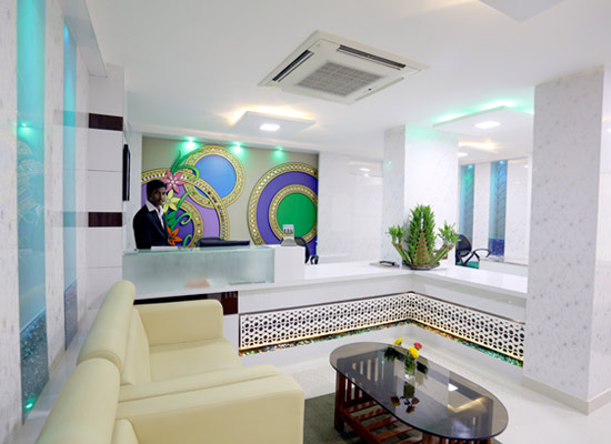 Hotel Green Palace :: Luxurious Business Class, Budget Hotels