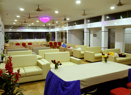 Business class hotels in thanjavur, party hall in Thanjavur
