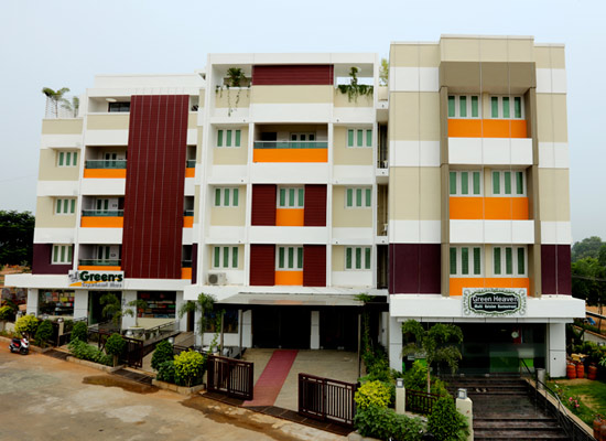 Home stay, Hotels,Hotel,Green Palace,service apartments, thanjavur, budget hotel, business class